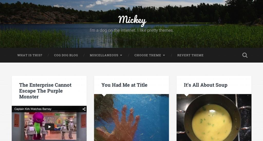 mickey site