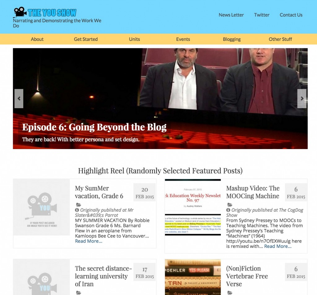 youshow site