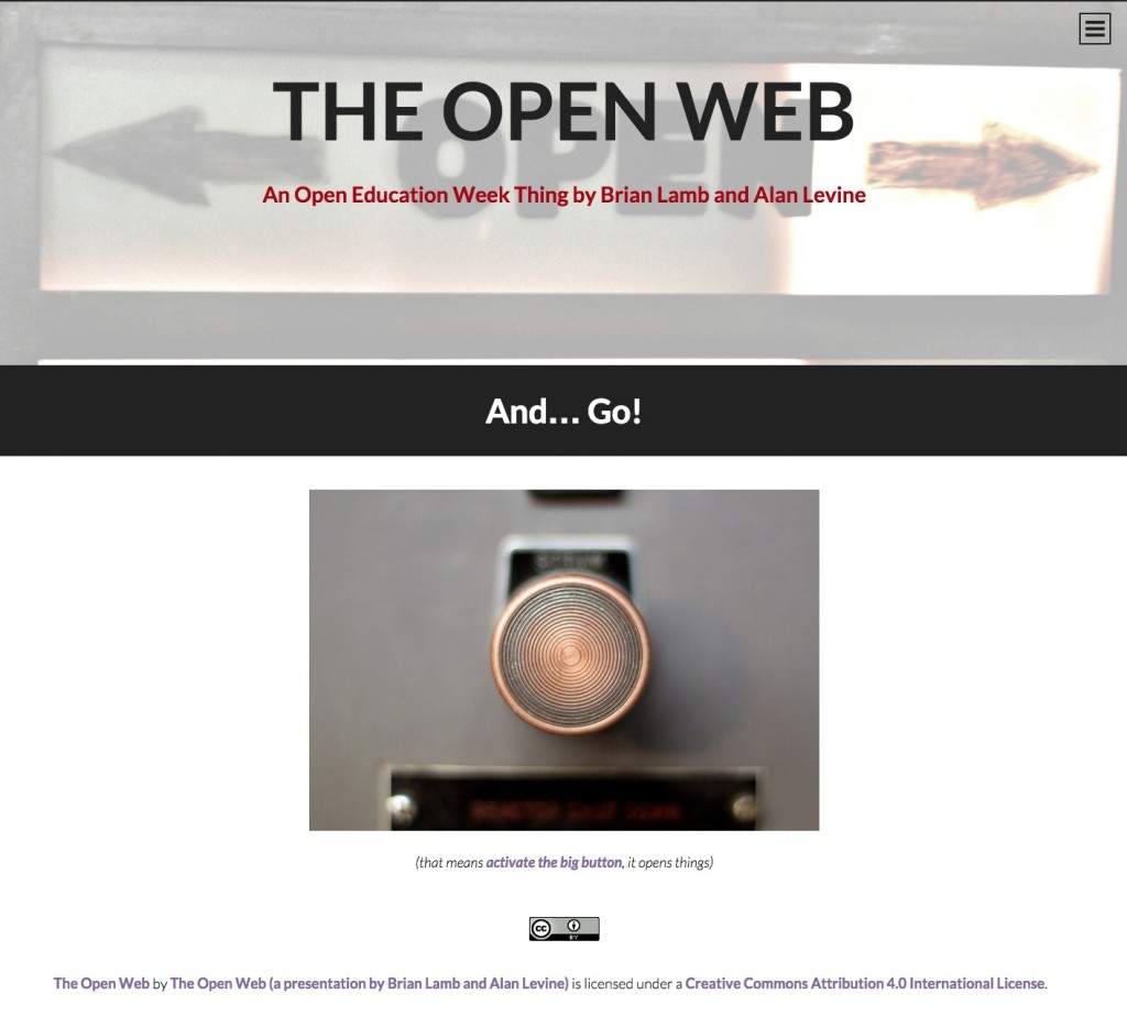 open-web-page